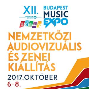 Budapest Music Expo 2017