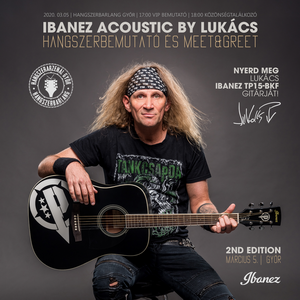 Ibanez Acoustic By Lukács