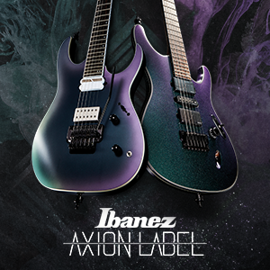 Ibanez Axion Label
