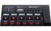 A Zoom kihozta új G11 gitár multieffekt processzorát