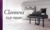 Yamaha Clavinova CLP-765GP reloaded - videóval