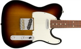 Fender Classic Player Baja Telecaster - teszt