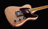 Üreges testű Fender Telecaster lángolt juhar toppal