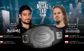 Ibanez Metal Tag Team Clinic workshop turné