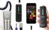 IK Multimedia iRig Pro I/O mobil audio/MIDI interfész