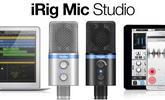 IK Multimedia iRig Mic Studio kondenzátor mikrofon