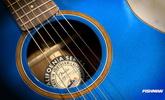 Új akusztikus gitár sorozat a Fendertől