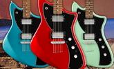 A Fender bemutatta offset testű Meteora modelljét