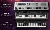 Jelentős szoftverfrissítés Yamaha szintetizátorokhoz