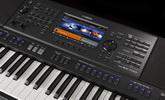 Yamaha PSR-SX900 és PSR-SX700 digitális munkaállomások