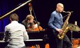 A Reis-Delmuth-Wiltgen Trió és Joshua Redman koncertje
