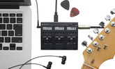 Zoom GCE-3 Guitar Lab Circuit Emulator és interfész
