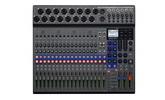 Itt a Zoom LiveTrak L-20 digitális mixer és felvevő